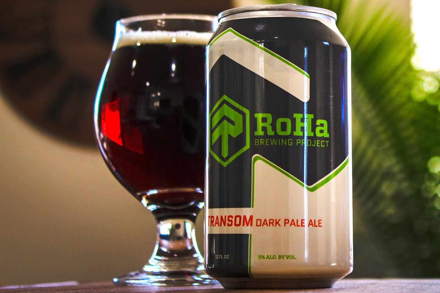 Beer Review Roha Brewing Project Transom Dark Pale Ale Slug Magazine