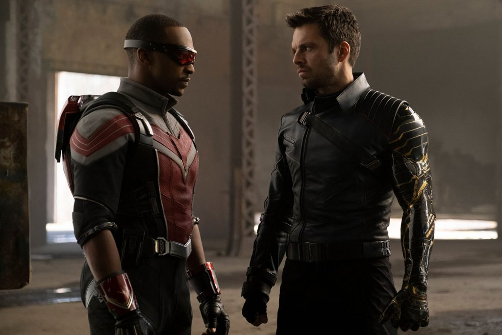 Series Review: The Falcon and the Winter Soldier