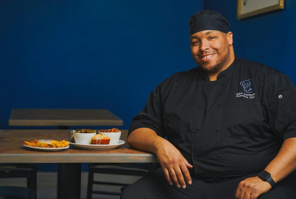Sauce Boss Southern Kitchen: Comfort Food, Catfish & Cornbread