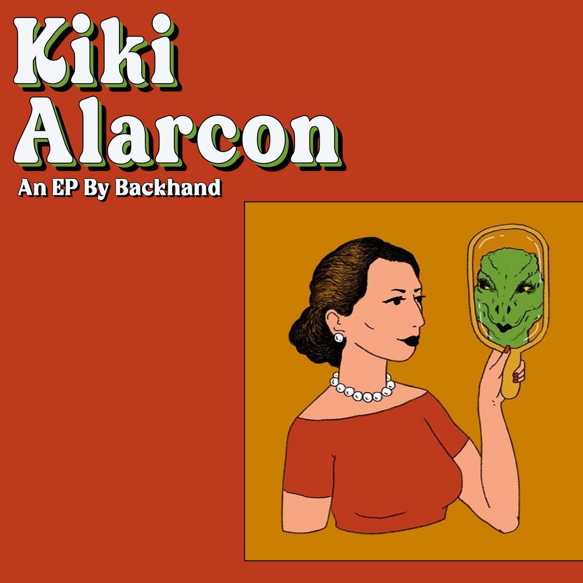 Backhand | Kiki Alarcon EP | UPHERE! Records
