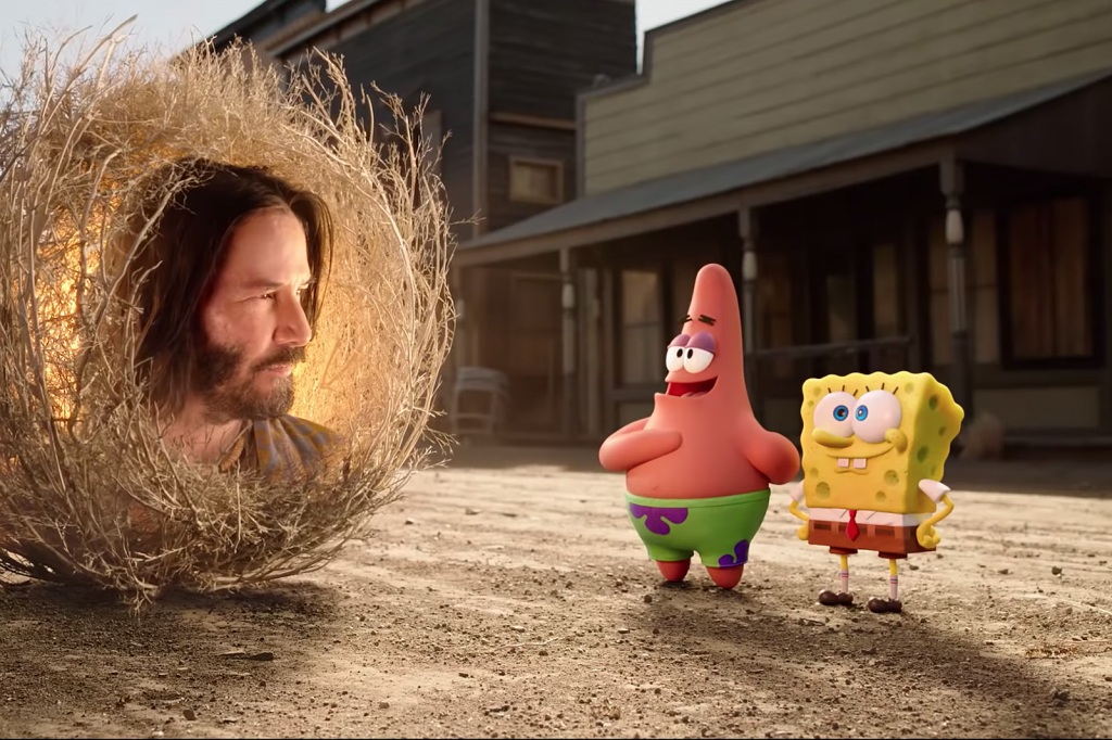 Film Review: The SpongeBob Movie: Sponge on the Run