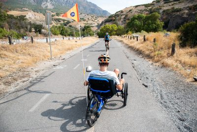 Summer programs are currently open for registration through Wasatch Adaptive Sports, which include biking and paddling activities.