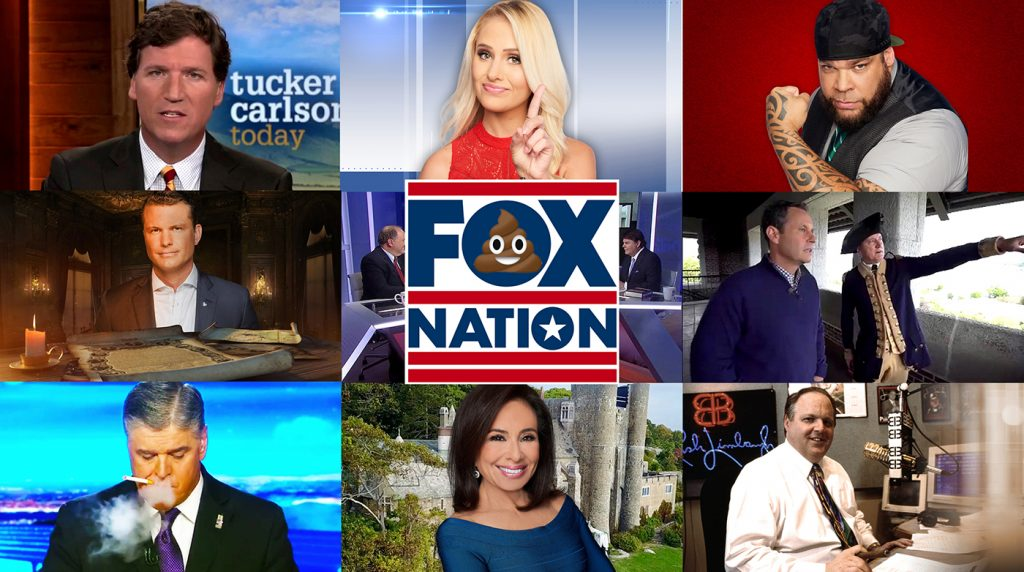 Content Shifter: 9 Fox Nation Shows to Never, Ever Stream