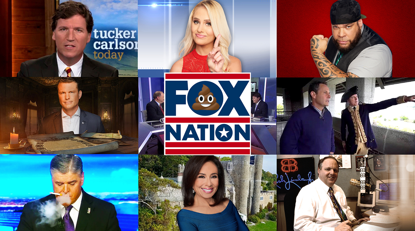 Here are nine Fox Nation shows to be cognizant of when Gramps goes off on some unhinged rant about the Demoncrat's latest antics.