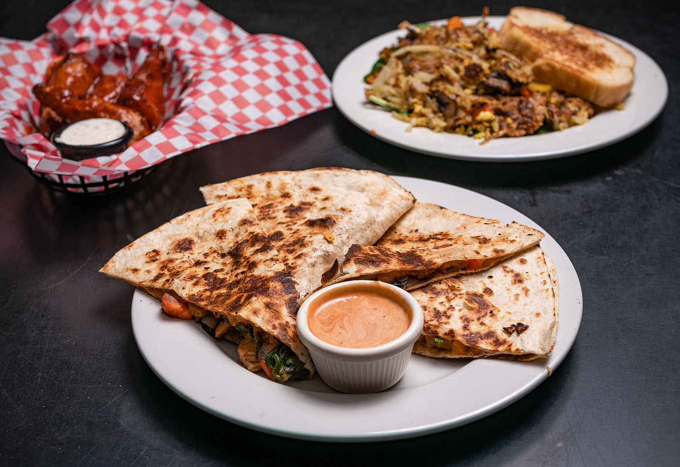 If you're looking for diner food that tastes as good as it feels, Mark of the Beastro has got you covered.