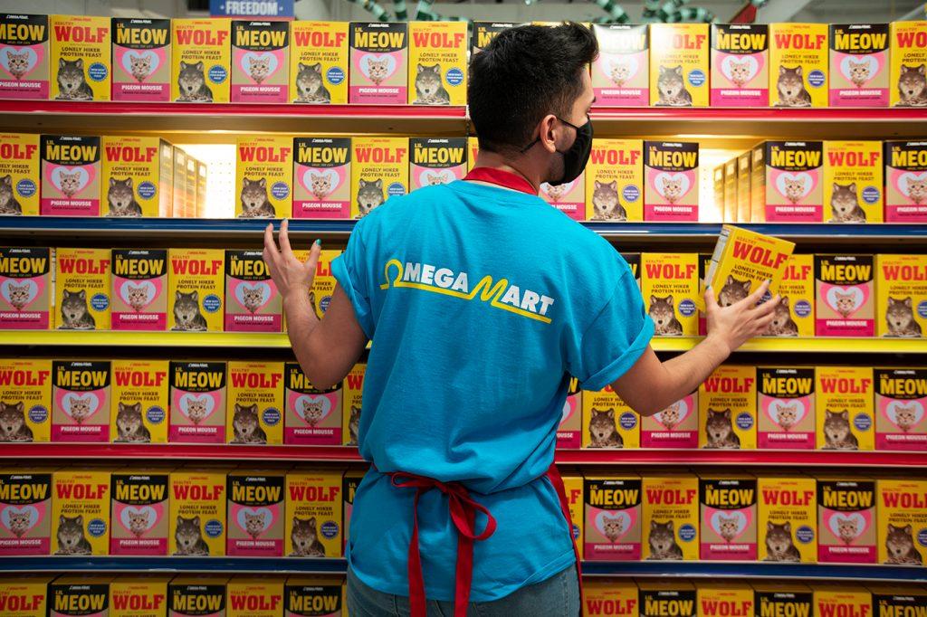 Meow Wolf Gives Inner Children a Shopper's Wonderland at Omega Mart in Las Vegas
