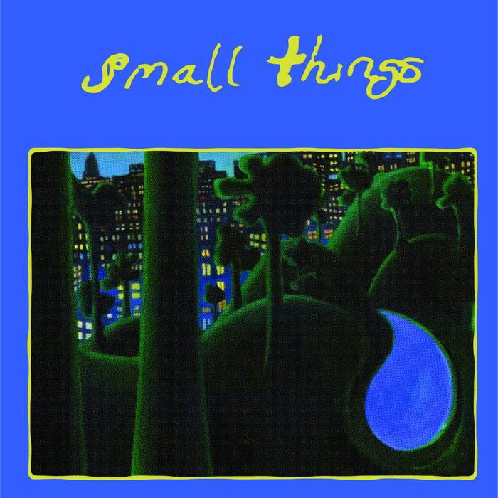 Nick Hakim + Roy Nathanson | Small Things | NYXO