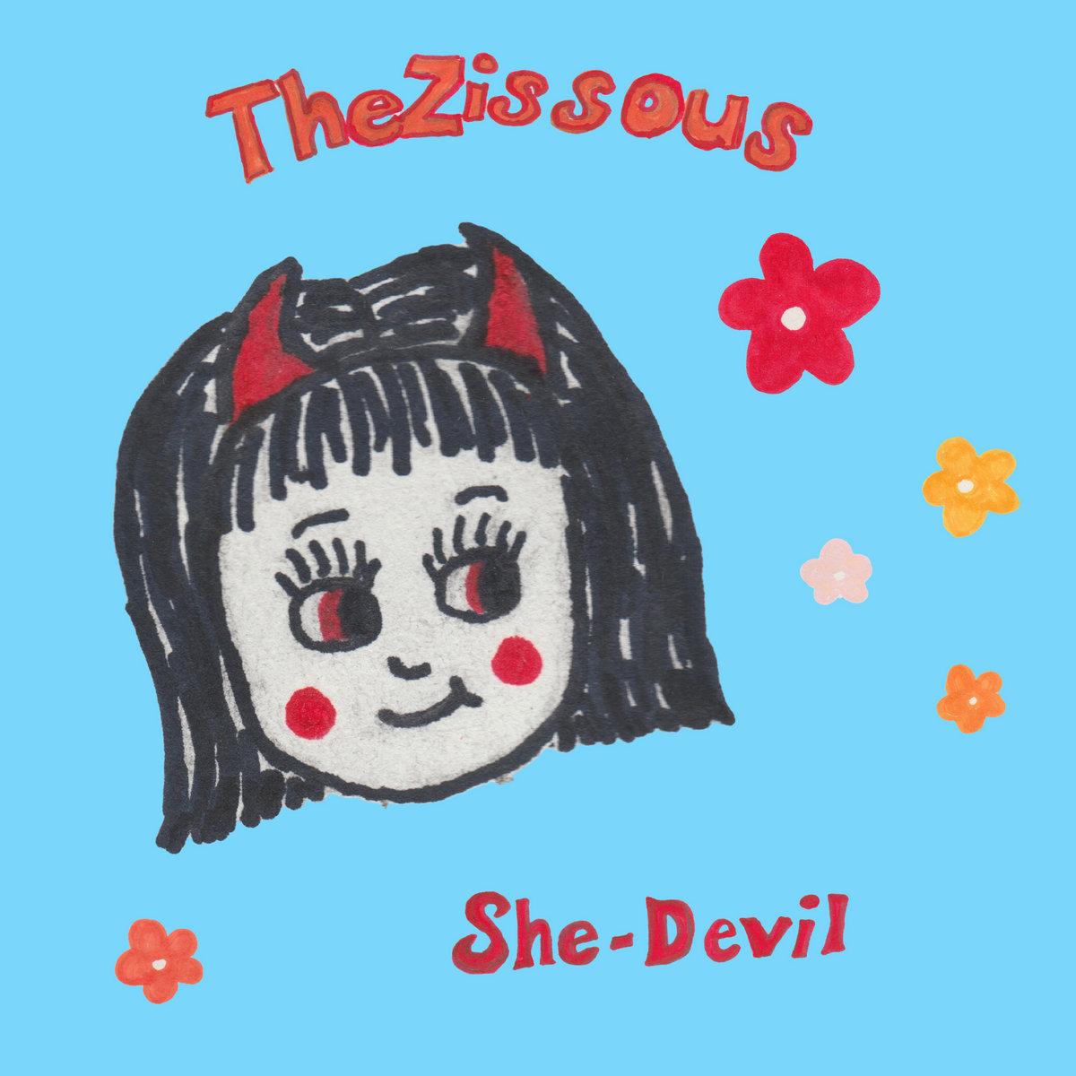 The Zissous | She-Devil | Self-Release