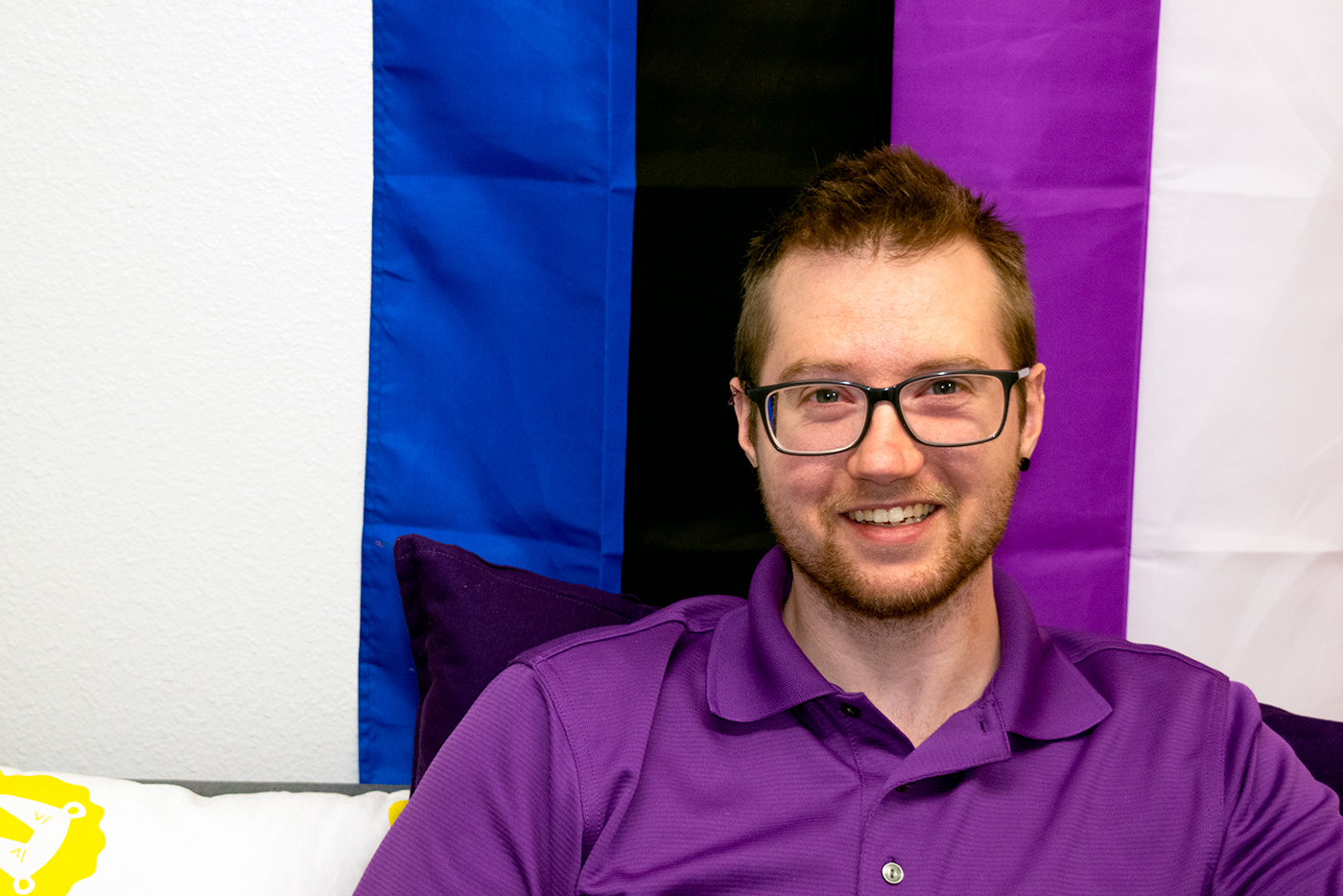 With Genderbands, Ian Giles helps trans and gender-expansive individuals locally and nationally through financial and community-based support.