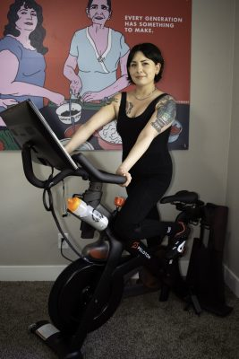 SLUG Managing Editor Bianca Velasquez gives us the dish on her first week as a Peloton convert.