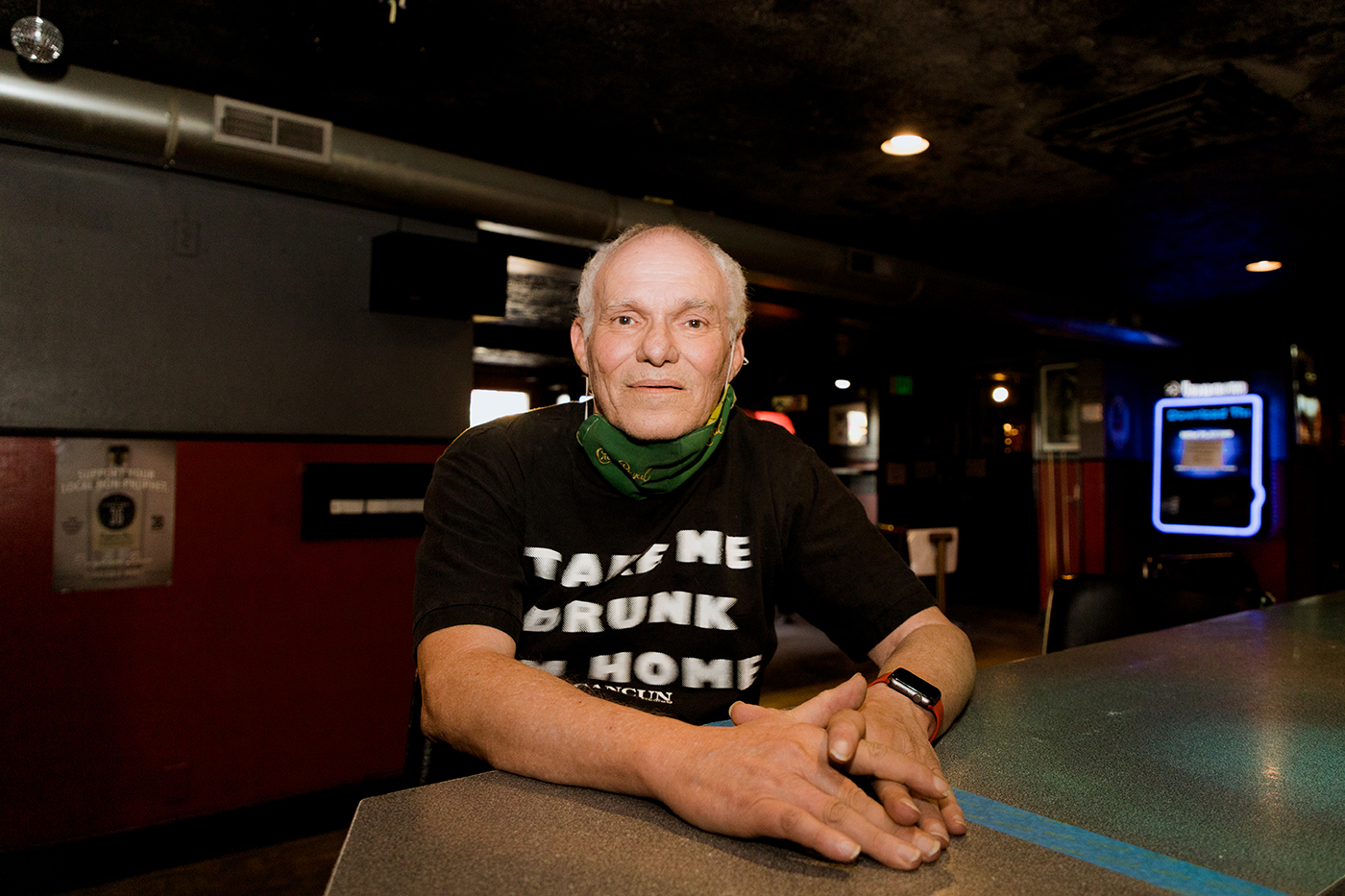For nearly 20 years, Club Try-Angles and owner Gene Gieber has held open arms for Utah's LGBTQ+ community.