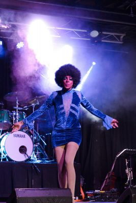 The openers were made up completely of local drag talent.