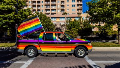Project Rainbow creates community and fosters connections by bringing queer visibility to Utah.