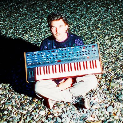 Jack Rutter refused to learn how to conventionally use instruments so they could use them in unconventional ways.