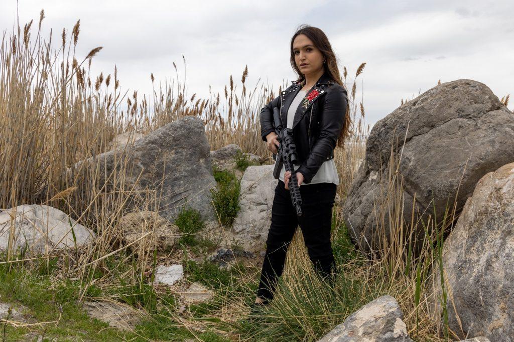 The Salt Lake City Pink Pistols: Building Public Defense Networks for Utah's LGBTQ+ Communities