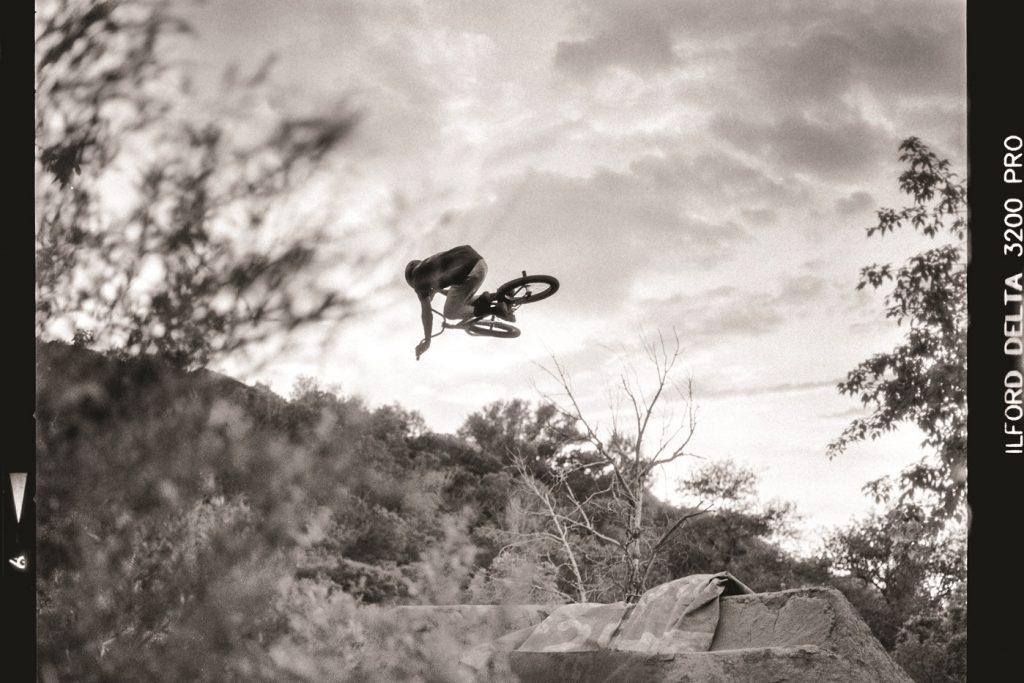 BMX Photo Feature: Nick Mondella