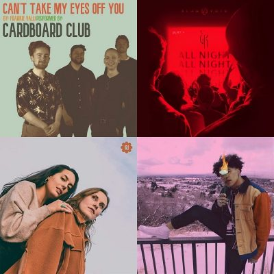 """In this month's Local Music Singles Roundup: Cardboard Club's cover of """"Can't Take My Eyes off You"""", MOD's """"Twin Flame"""" and more."""