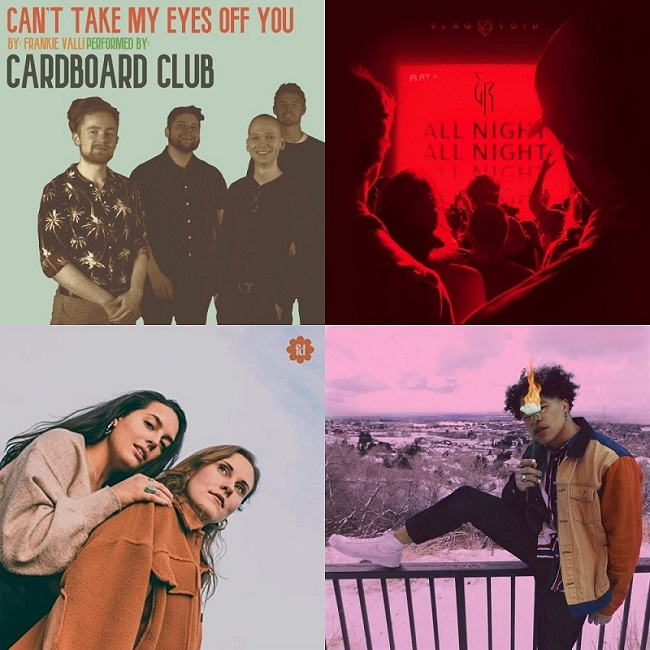 Local Music Singles Roundup: May 2021