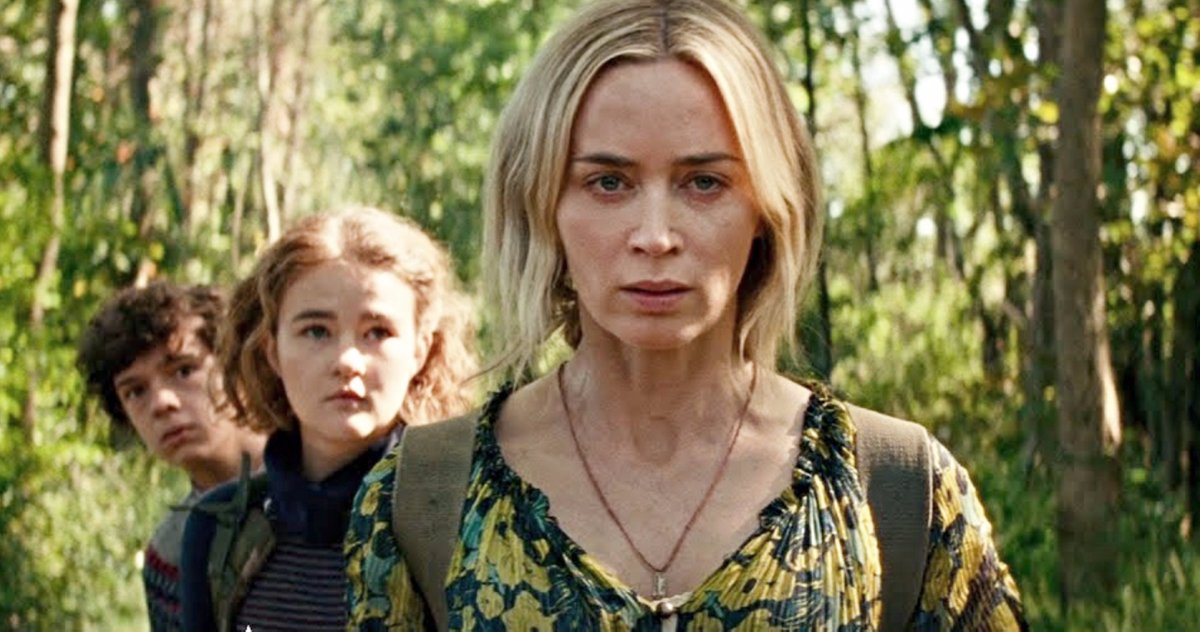 While A Quiet Place Part II may make you even more scared to be outside, it's the best reason I've had to leave the house in a long time.