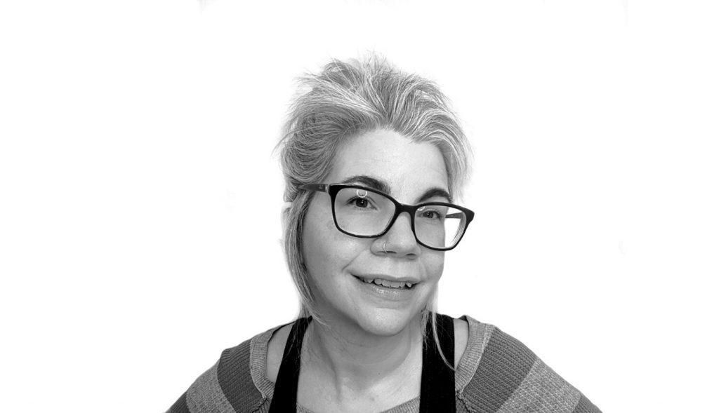 Binx Olsen began illustrating for SLUG in October 2017, and we've loved their lively, cute style ever since!