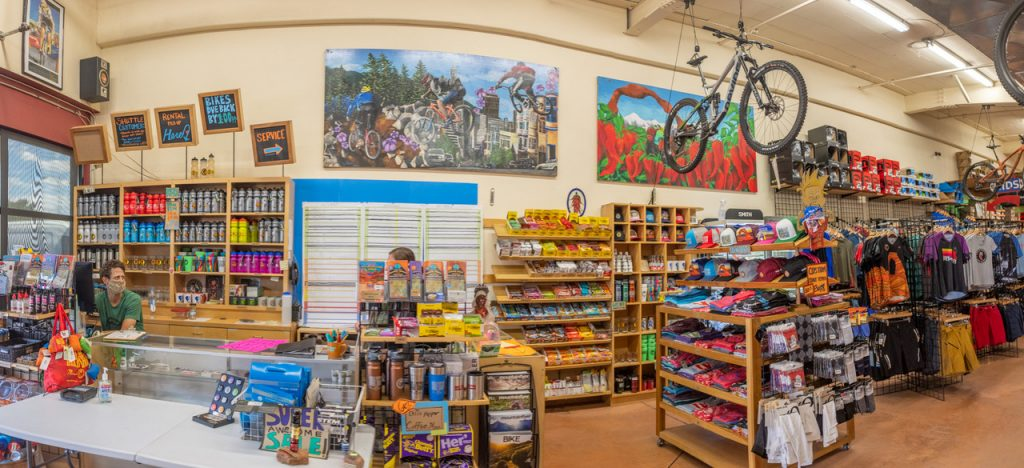 Chile Pepper Bike Shop provides a one-stop shop for all of your Moab mountain biking needs.