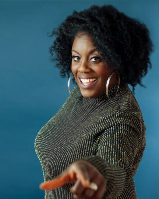 Dee-Dee Darby Duffin, one of the playwrights featured in the Local Color series.