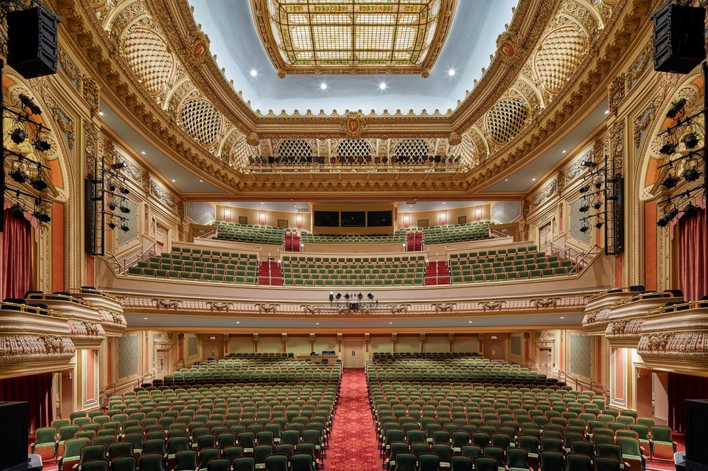 """Saying """"No"""" to Big Real Estate to Save the Utah People's Pantages Theatre"""