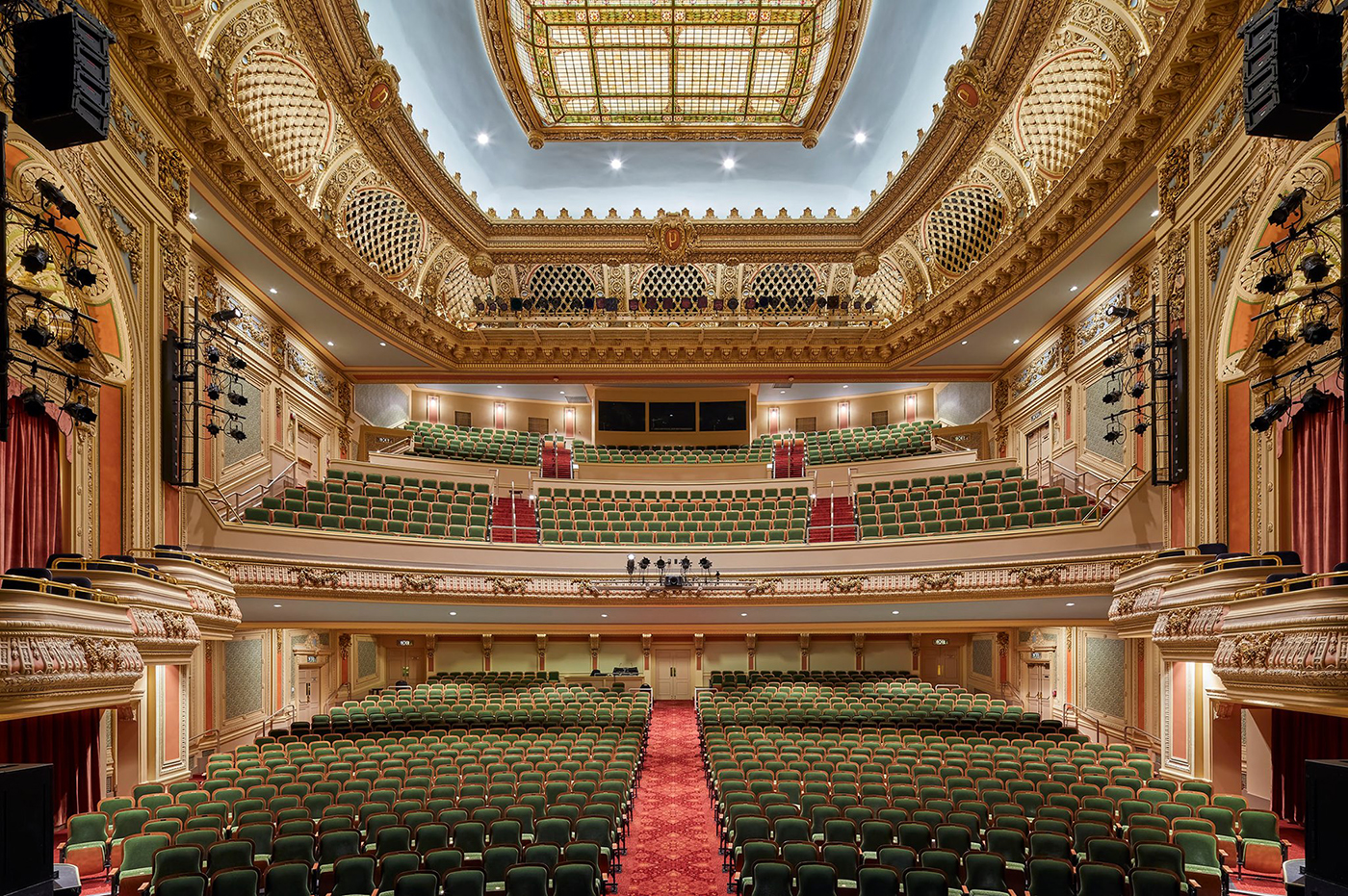 Cloistered away from public view for over 15 years, the Utah Pantages Theatre was once a beloved, 1,700-seat venue.