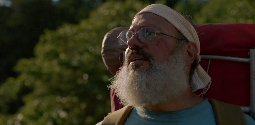 """David Cross, Bigfoot and The Journey of """"The Dark Divide"""""""