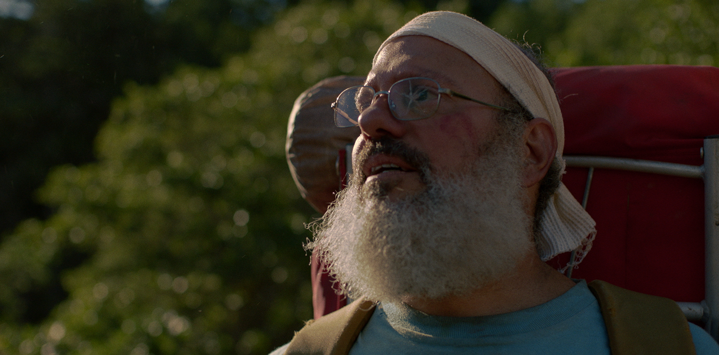 The Dark Divide has David Cross starring as Robert Michael Pyle, who went on a 30-day wilderness trek as he processed his wife's death.