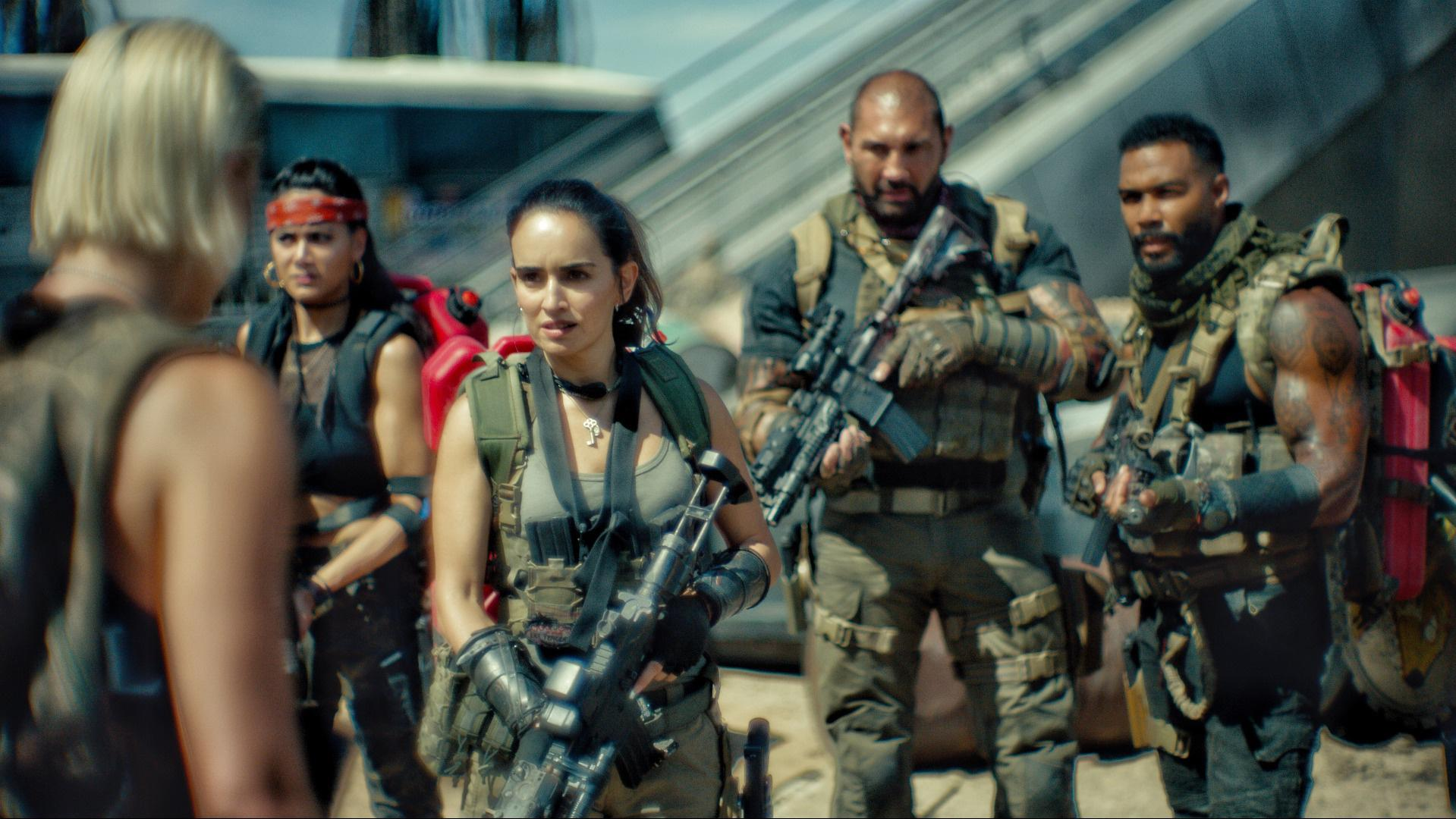 Army of the Dead has a lot going for it, and Zack Snyder has created an epic-scale film filled with eye-popping visuals and plenty of action.