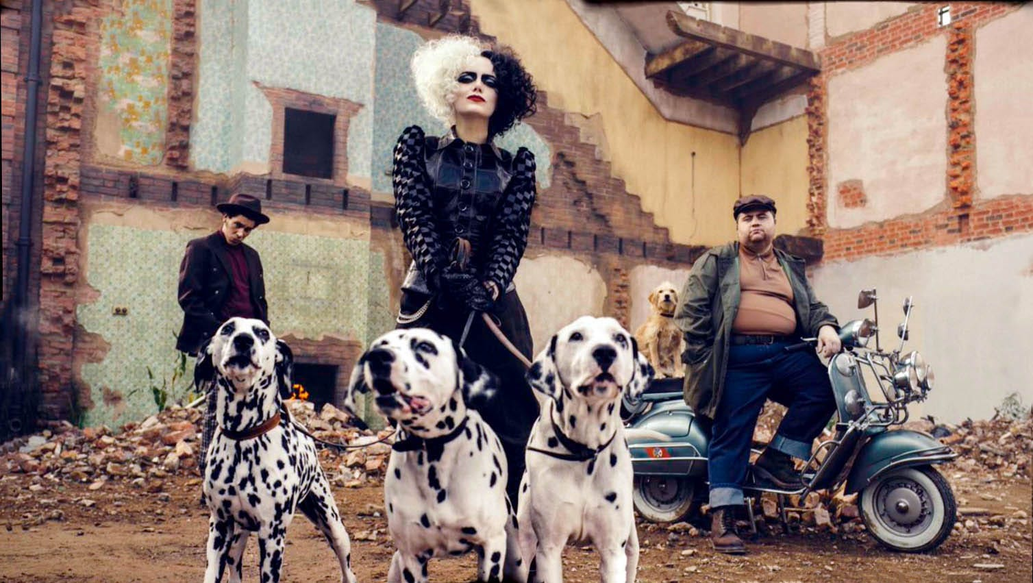 Cruella just doesn't work despite its best efforts. It ends up taking itself almost as deadly and pretentiously serious as Joker did.