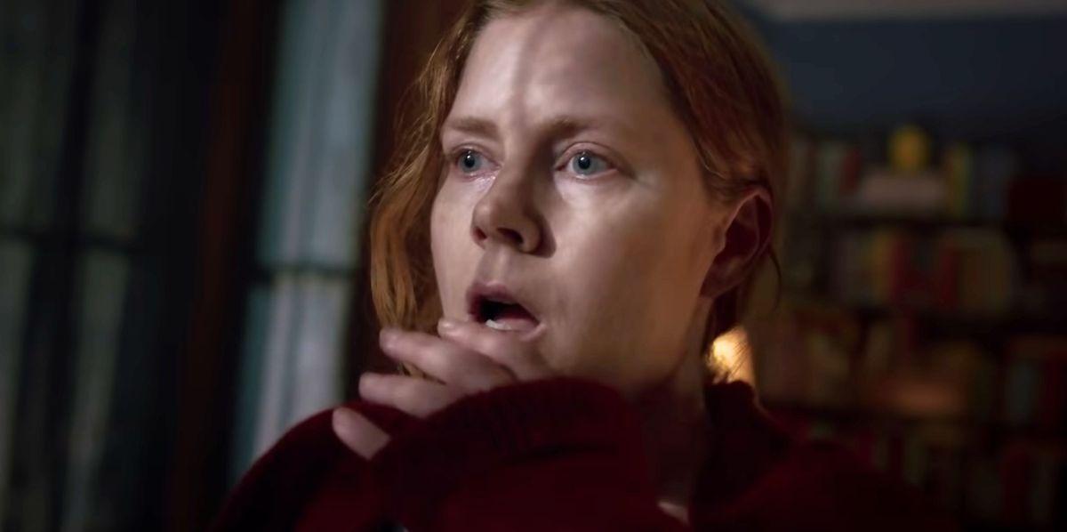 Amy Adams stars as Anna Fox, an agoraphobic psychologist who witnesses a terrible crime.