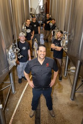 """""""They care; they fought; they had a lot of sleepless nights and exhausting days, not only keeping the brewery going but taking care of their families,"""" says Bohemian Brewery Marketing Director Kelly Schaefer."""