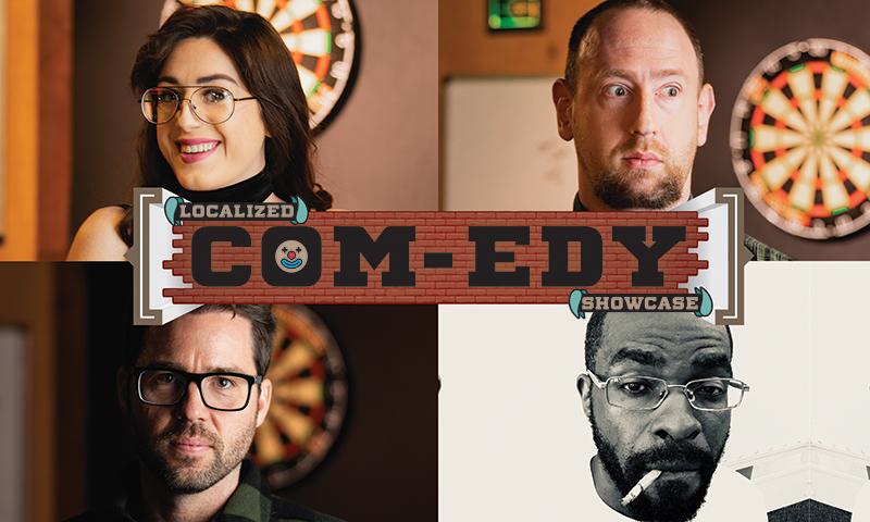 Localized: Comedy Showcase