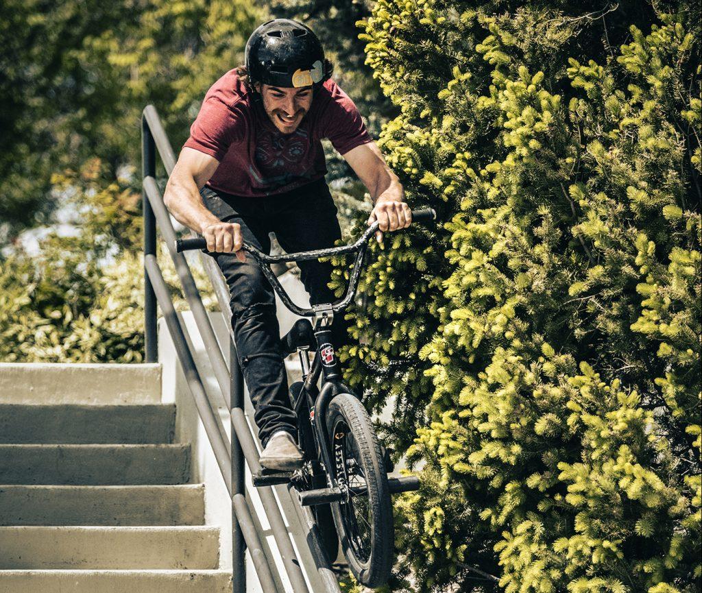 BMX Photo Feature: Tristen Cooper