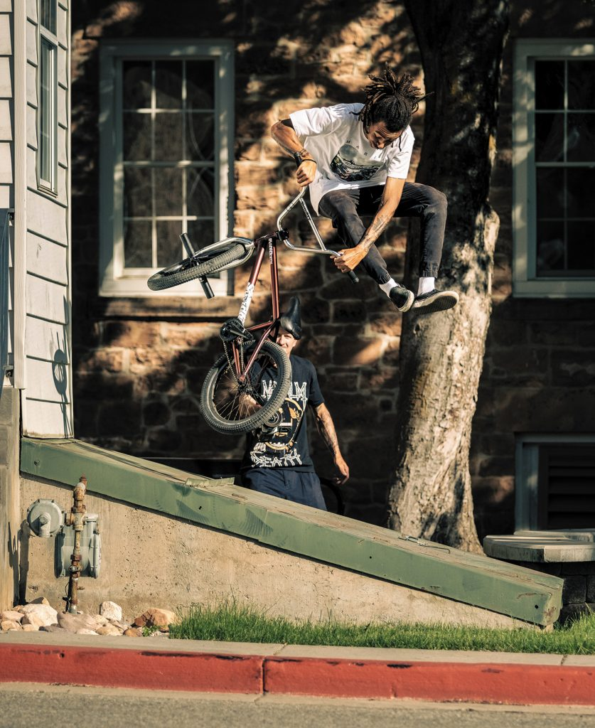 BMX Photo Feature: Adrian Evans