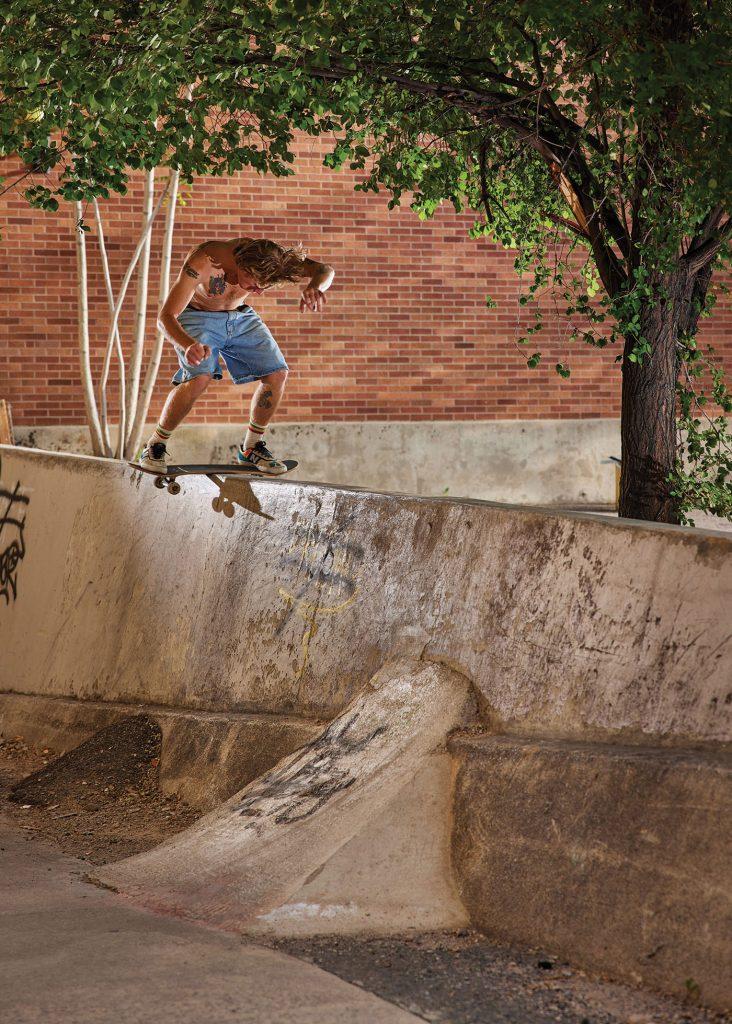 Skate Photo Feature: Ben Rothenhoefer