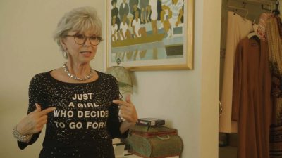 Film Review: Rita Moreno: Just a Girl Who Decided to Go for It