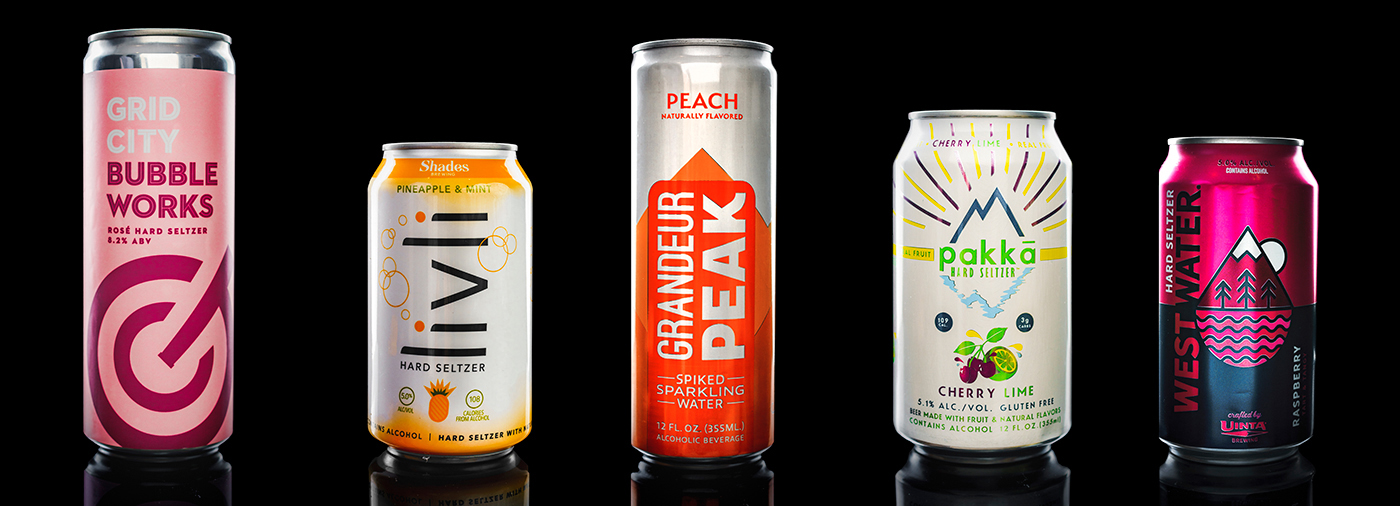Against big-name seltzers, local breweries Epic, Shades, Uinta, Squatters and Grid City can provide fodder for your steamy seltzer summer.