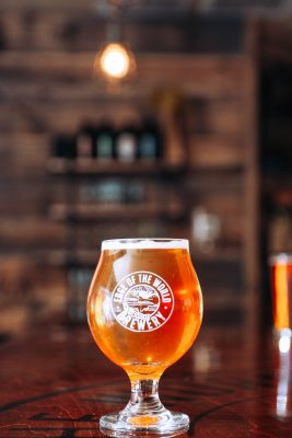 Edge of the World Brewery stands as one of the few craft breweries in its Southern Utah/Northern Arizona territory.