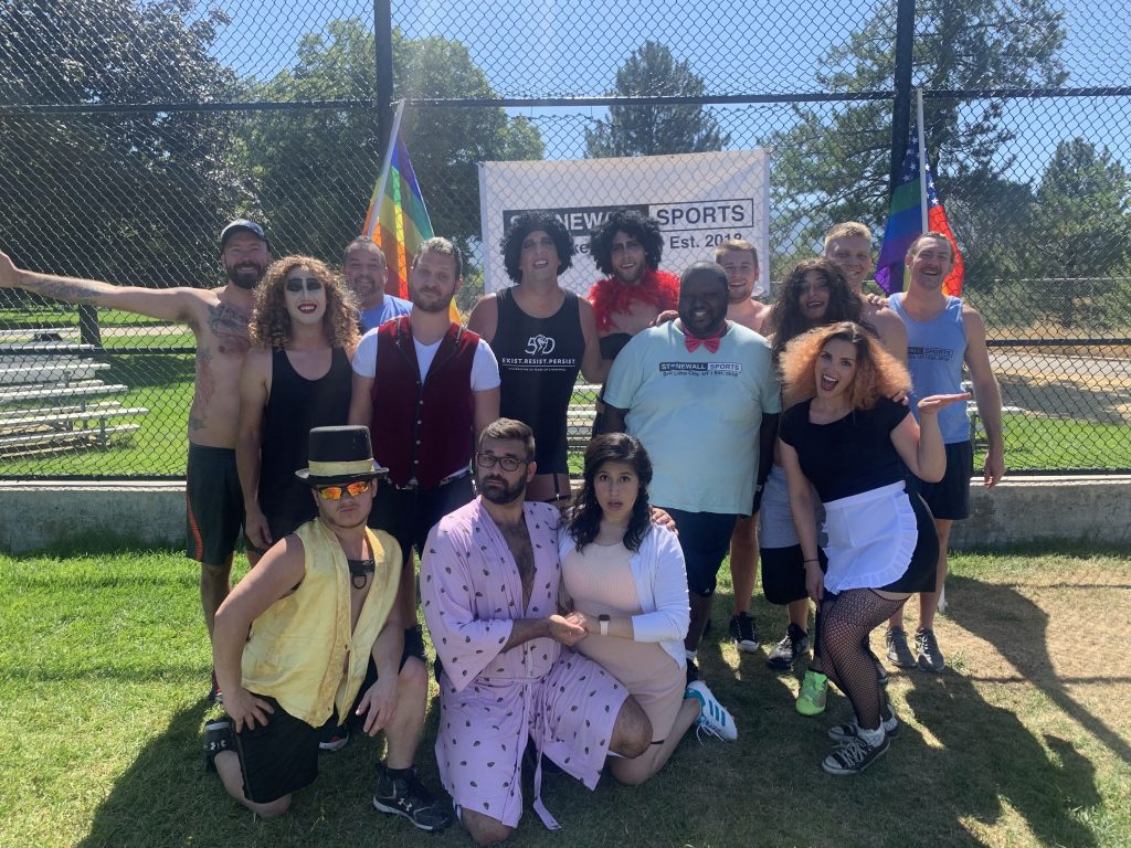 Stonewall Sports: A Safe and Inclusive LGBTQ+ Sports League