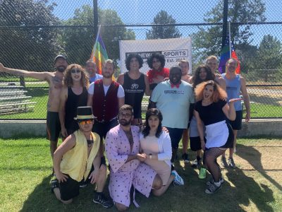 Stonewall Sports provides a fun, safe meeting place for Utah's LGBTQ+ community to get together and get active.