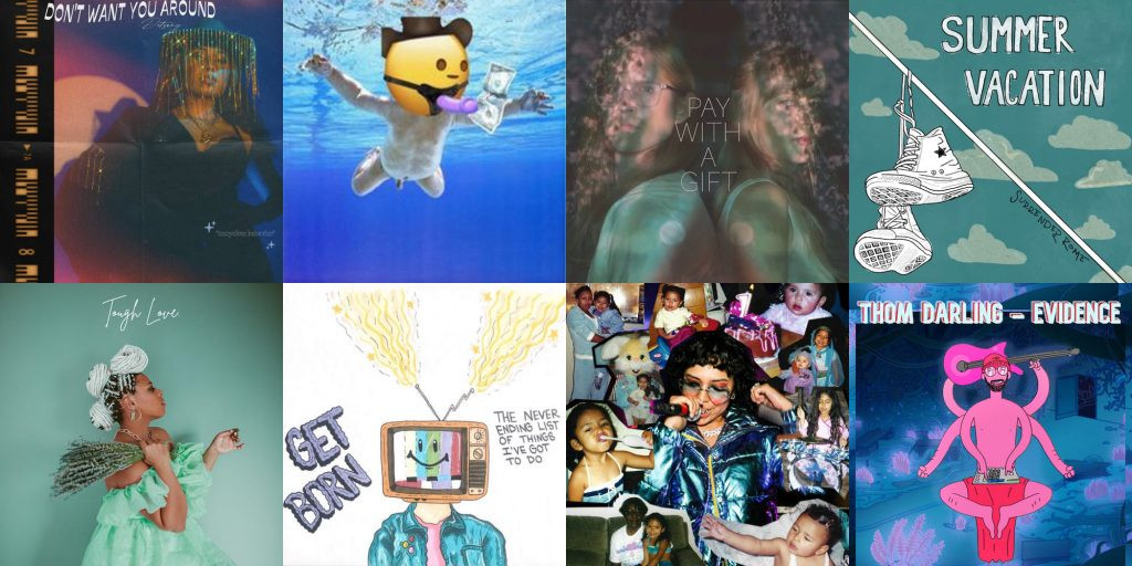 Local Music Singles Roundup: July 2021