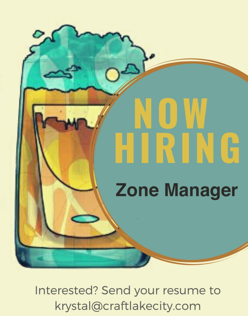 NOW HIRING ZONE MANAGER