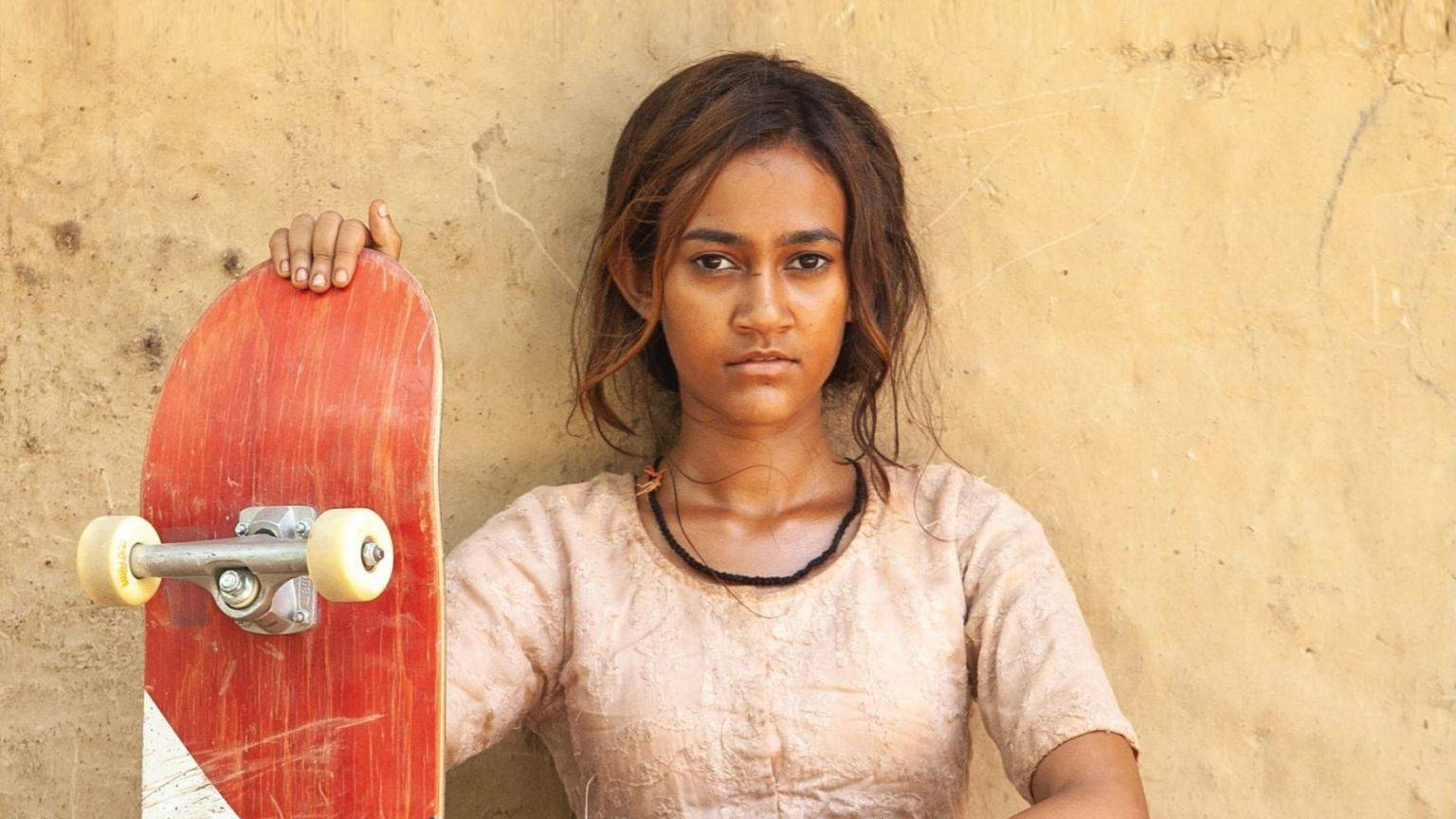 Skater Girl is a heartfelt film that takes the idea of someone pursuing a sports dream to the next level.
