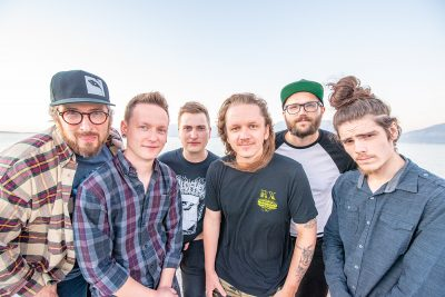 Formed over a decade ago, local ska band The Anchorage incorporates many genres into their sound.