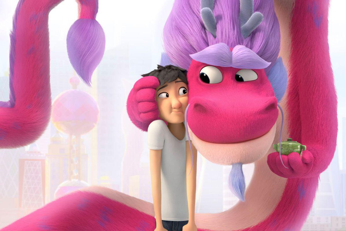Film Review: Wish Dragon thumbnail