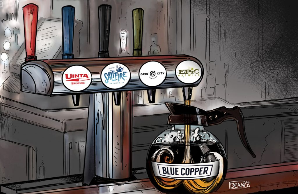 Coffee Beer: It's All About Balance