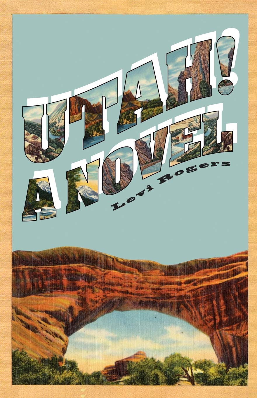 By Levi Rogers, Utah! is the story of a family roadtripping through the state in the near future.